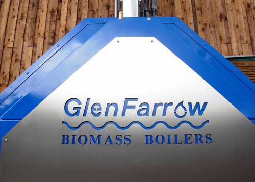 GlenFarrow Biomass boilers are RHI compliant