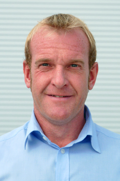 David Taylor who willbe leading the GlenFarrow exhibition team at The Cereals Event and the Royal Highland Show