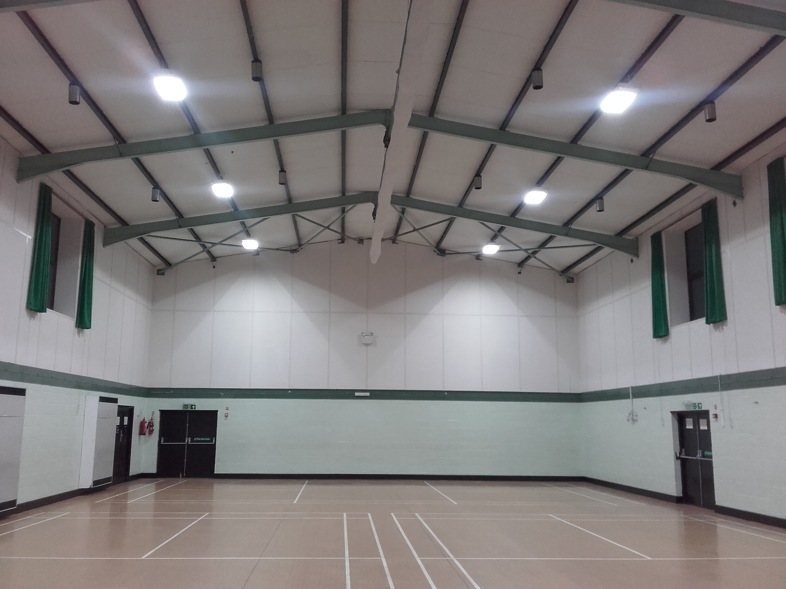 Glen Farrow Electrical Completes Design and Installation of New LED ...